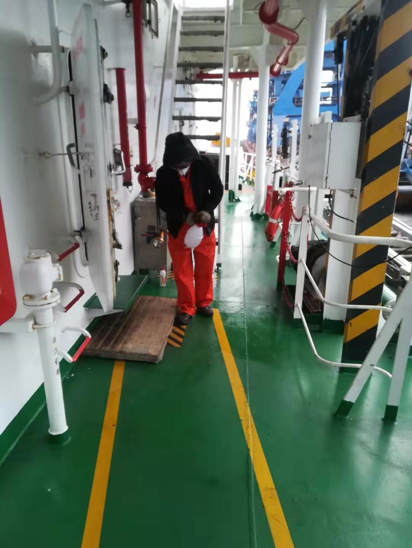 抓好船舶防疫落實確保措施細實有效